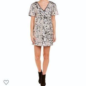 1. State Sequin Shift Dress